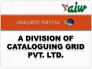 A  Division of  Cataloguing  Grid Pvt.  Ltd.