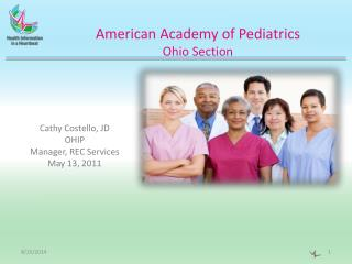 American Academy of Pediatrics Ohio Section