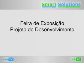 Feira de Exposição Projeto de Desenvolvimento