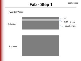 Fab  - Step 1