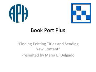 Book Port Plus