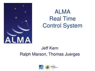 ALMA  Real Time  Control System