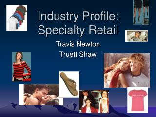 Industry Profile: Specialty Retail