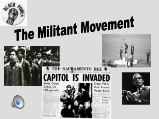 The Militant Movement