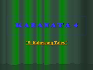 KABANATA 4