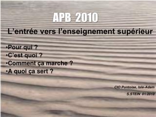 APB  2010