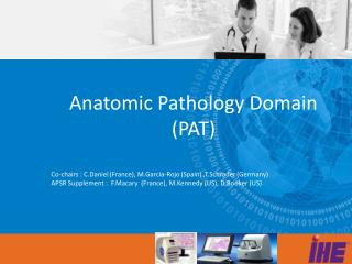 Anatomic  Pathology Domain  (PAT)