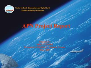 APN Project Report