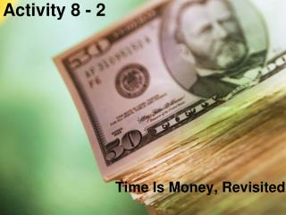 Activity 8 - 2