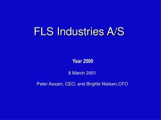 FLS Industries A/S