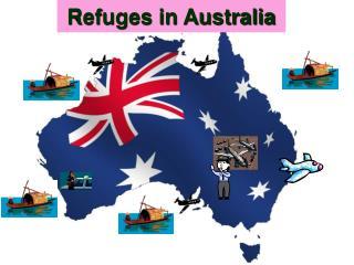 Refuges in Australia