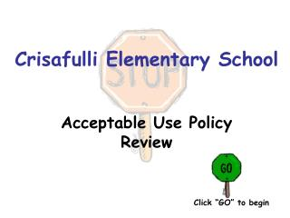 Acceptable Use Policy Review