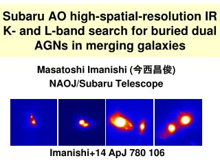 Subaru AO high-spatial-resolution IR K- and L-band search for buried dual AGNs in merging galaxies