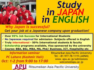 Over  95% Job Success  for International Students