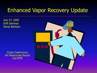 July 27, 2005 EVR Seminar Santa Barbara