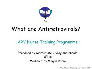 What are Antiretrovirals?