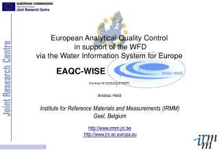 EAQC-WISE