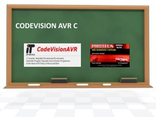 CODEVISION AVR C