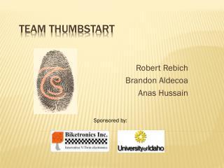 Team ThumbStart