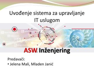 ASW  In�enjering