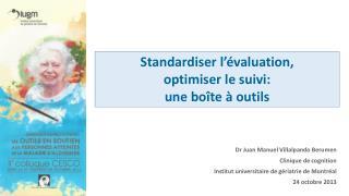 Dr Juan Manuel Villalpando Berumen Clinique de cognition