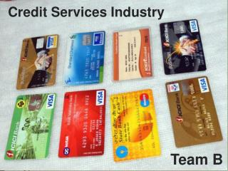 Credit Services Industry