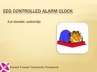 EEG  Controlled  alarm  clock