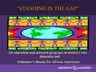 �STANDING IN THE GAP�