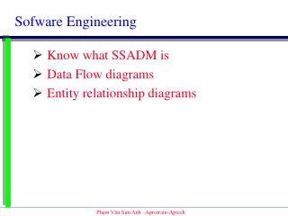 Sofware Engineering