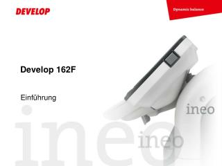 Develop 162F