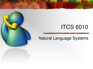 ITCS 6010