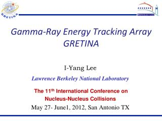 Gamma-Ray Energy Tracking Array GRETINA