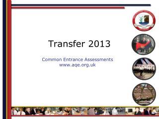 Transfer 2013