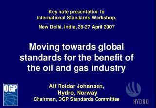 OGP Organisation