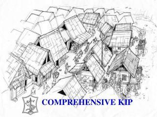 COMPREHENSIVE KIP
