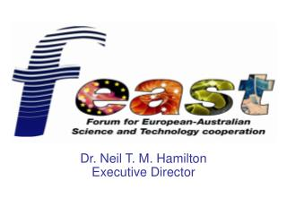 Dr. Neil T. M. Hamilton Executive Director