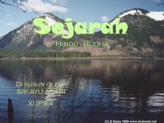 Hindu - Budha