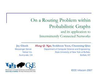 Joy Ghosh           Hung Q. Ngo , Seokhoon Yoon, Chunming Qiao