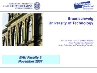 Braunschweig  University of Technology