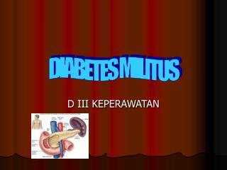 D III KEPERAWATAN