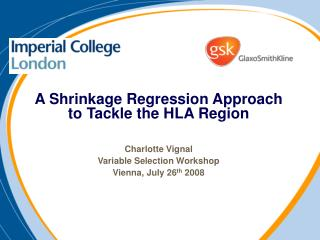 A Shrinkage Regression Approach to Tackle the HLA Region