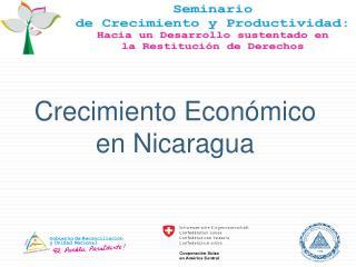 Crecimiento Económico en Nicaragua