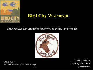Bird City Wisconsin