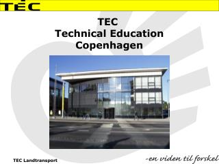 TEC Landtransport