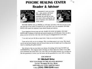 Psychic: