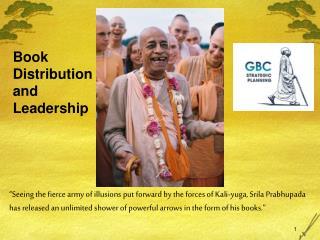 Book Distribution and Leadership