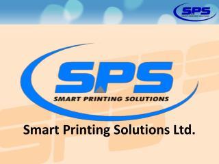 Smart Printing Solutions Ltd.