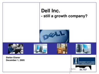 Dell Inc. - still a growth company?