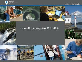 Handlingsprogram 2011-2014