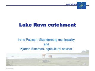 Lake Ravn catchment